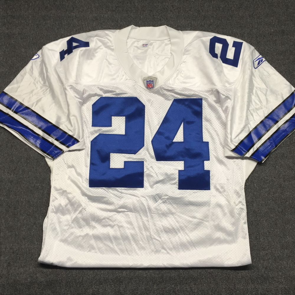 07ee697aad6 NFL Auction | PCF - COWBOYS MARION BARBER SIGNED COWBOYS AUTHENTIC ...