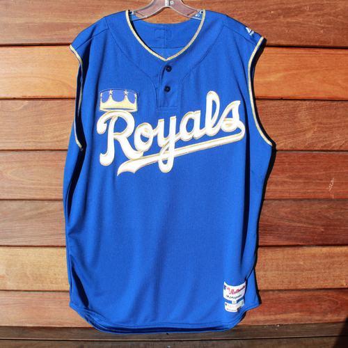 Photo of Team-Issued Turn Ahead the Clock Jersey: Cheslor Cuthbert (Size - 48)