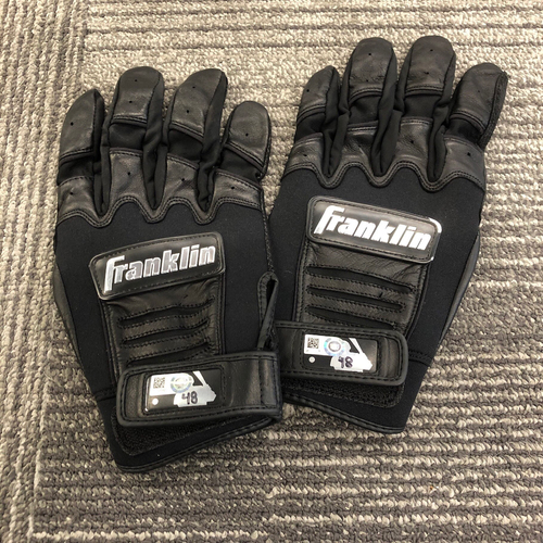 2018 Team Issued Batting Gloves - #48 Pablo Sandoval