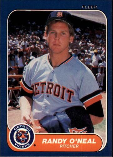 Photo of 1986 Fleer #233 Randy O'Neal