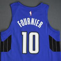 Evan Fournier - Orlando Magic - Game-Worn Statement Edition Jersey - 2019-20 Season