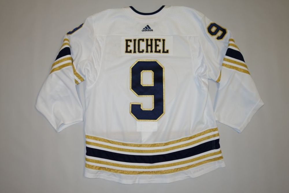 Jack Eichel 2019-20 Buffalo Sabres 50th Alternate Jersey