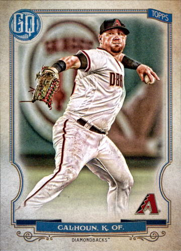 Photo of 2020 Topps Gypsy Queen #133 Kole Calhoun