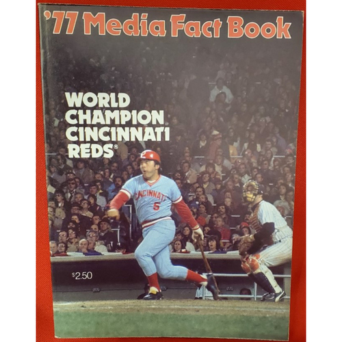 Photo of 1977 Cincinnati Media Fact Book