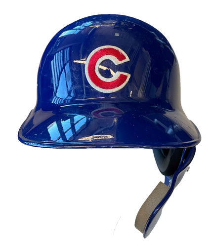 Photo of Kris Bryant Team-Issued Helmet -- Size 7 3/4