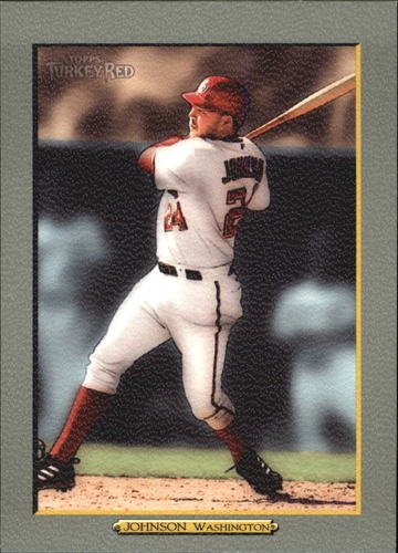 Photo of 2005 Topps Turkey Red #31 Nick Johnson
