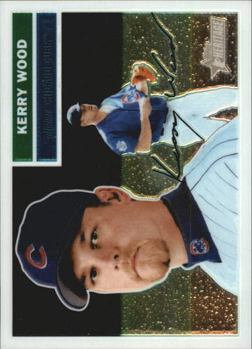 Photo of 2005 Topps Heritage Chrome #THC45 Kerry Wood