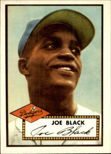 Photo of 1983 Topps 1952 Reprint #321 Joe Black