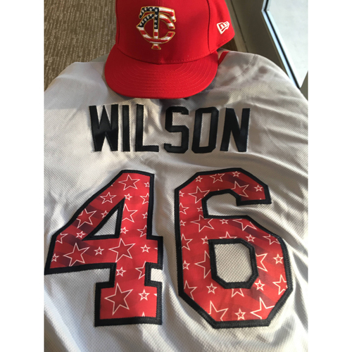 Photo of Bobby Wilson Stars and Stripes Bundle