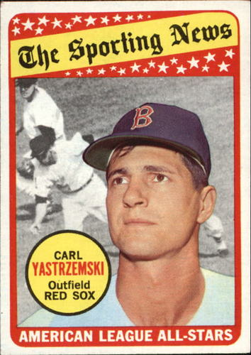 Photo of 1969 Topps #425 Carl Yastrzemski AS