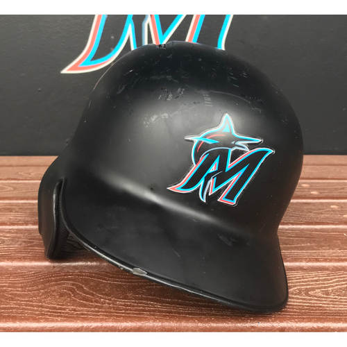 Photo of Game-Used Helmet: Curtis Granderson - Size: 7 1/4