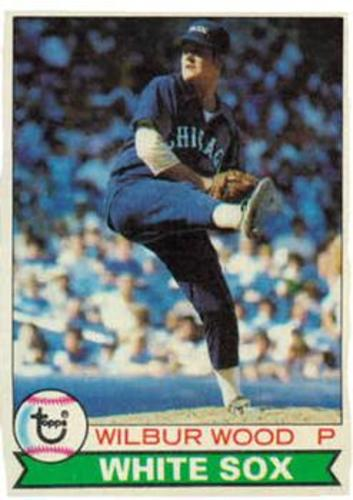 Photo of 1979 Topps #216 Wilbur Wood