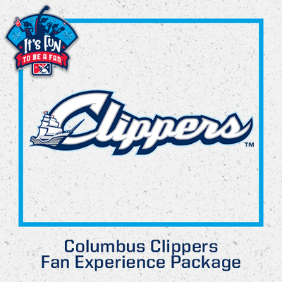 2021 Columbus Clippers Fan Experience Package