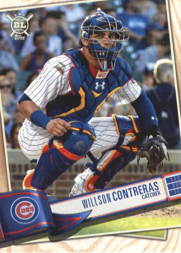 Photo of 2019 Topps Big League #271 Willson Contreras