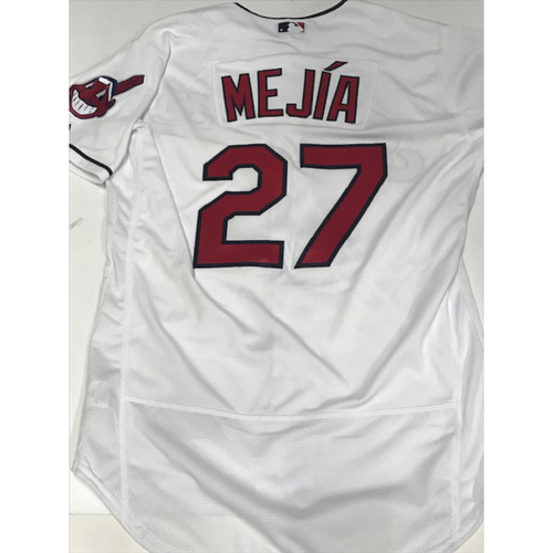Photo of Francisco Mejia Team Issued 2018 Home Jersey