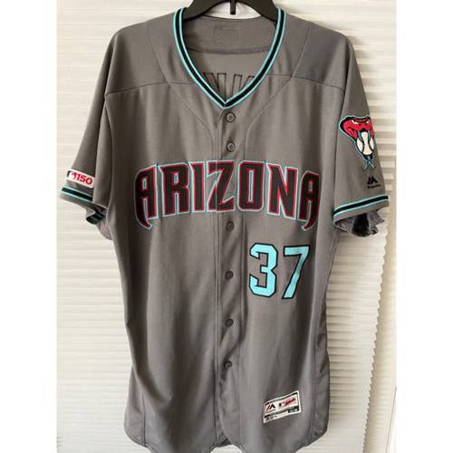 Kevin Ginkel 2019 Team-Issued Road Alternate Jersey, Size 46.