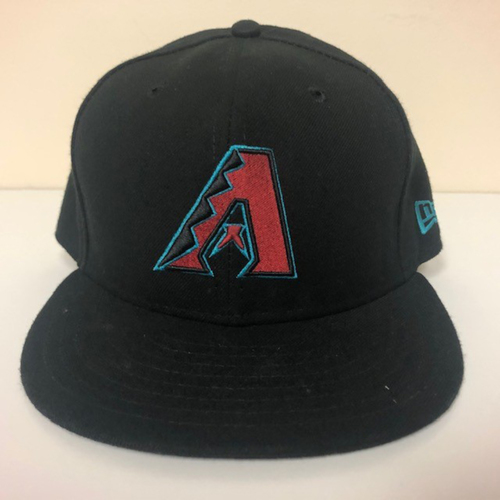 Photo of 2018 Team Issued (#6) Black Cap - #6 - Size 7 3/8