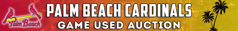 Palm Beach Cardinals team banner