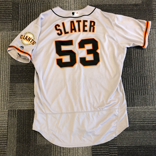 2017 Team Issued Road Jersey - #53 Austin Slater - Size 48