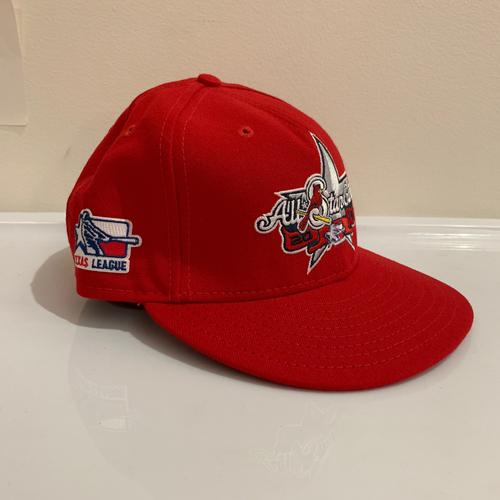 Photo of 2016 Texas League All Star Game  -  Game Used Cap  - Dann Bilardello (TL All-Stars) Size - 7 -1/8
