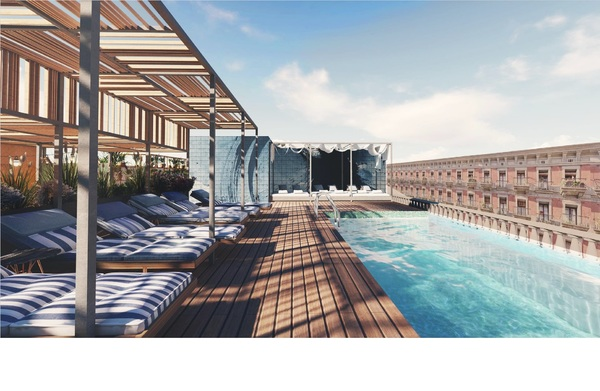 Clickable image to visit Enjoy Two Nights at the Kimpton Barcelona including a Private Sunset Sailing Trip