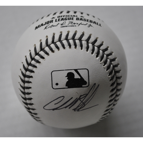 Photo of MLB Opening Day Auction Supporting The Players Alliance - Autographed Black Lives Matter Baseball - Charlie Blackmon