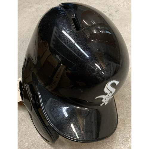 Photo of Black Clubhouse Helmet - #16 - 7 1/8 - NOT MLB Authenticated