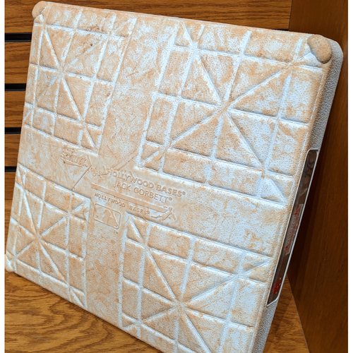 July 27, 2019 Red Sox vs. Yankees Game Used 2nd Base