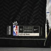 Jeff Green - Brooklyn Nets - Game-Worn City Edition Jersey - 2020-21 NBA Season