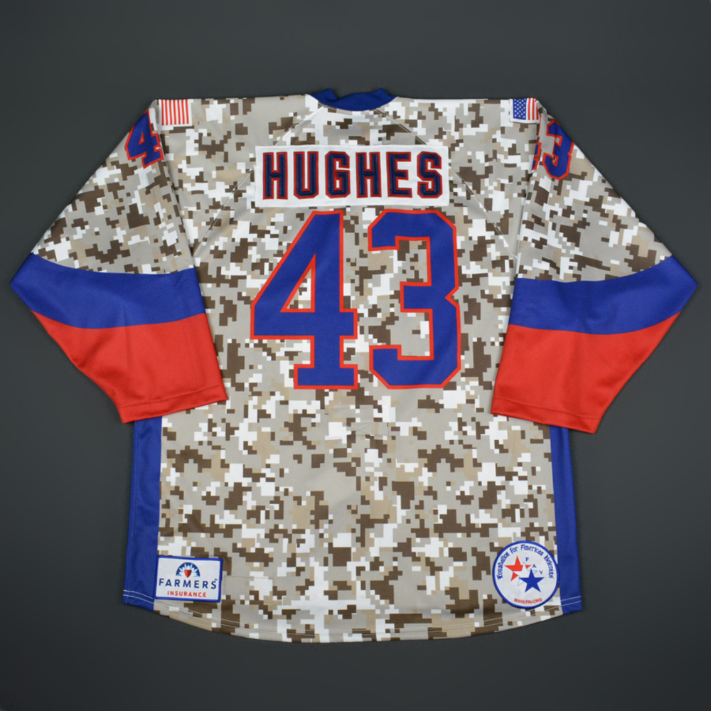 reputable site 7d12d 772b6 Quinn Hughes - 2016 U.S. National Under-17 Development Team ...