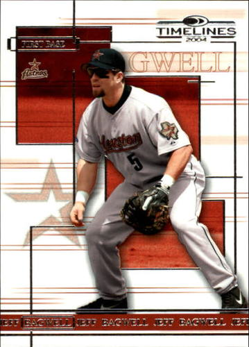 Photo of 2004 Donruss Timelines #24 Jeff Bagwell