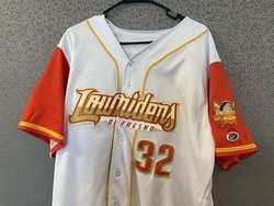 Photo of Tony Locey Lowriders jersey