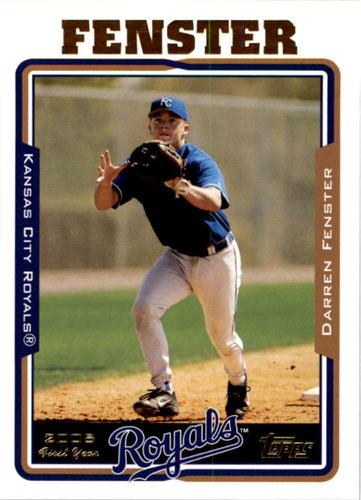 Photo of 2005 Topps #316 Darren Fenster FY RC
