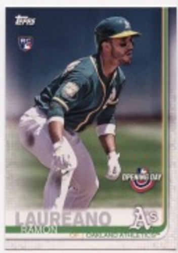 Photo of 2019 Topps Opening Day #160 Ramon Laureano RC