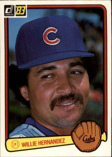 Photo of 1983 Donruss #174 Willie Hernandez