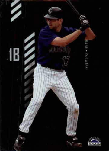 Photo of 2003 Leaf Limited #124 Todd Helton A