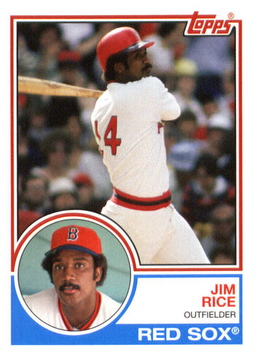 Photo of 2015 Topps Archives #237 Jim Rice