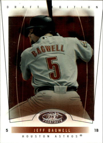 Photo of 2004 Hot Prospects Draft #32 Jeff Bagwell