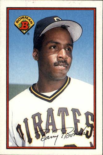 Photo of 1989 Bowman #426 Barry Bonds