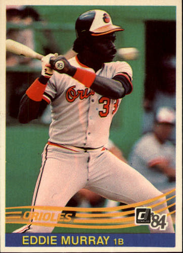 Photo of 1984 Donruss #47 Eddie Murray