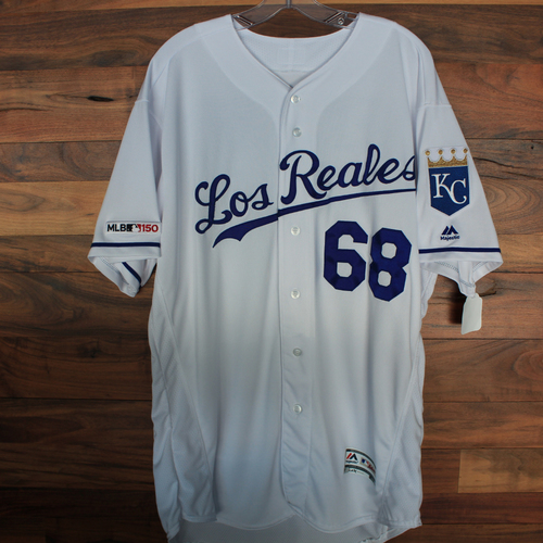 Photo of Team-Issued Jersey: Jake Newberry (Size 48)