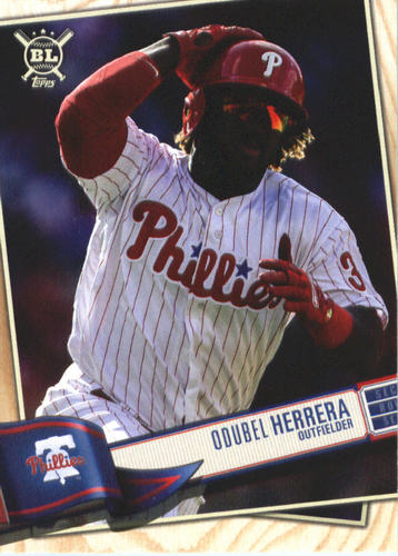 Photo of 2019 Topps Big League #278 Odubel Herrera