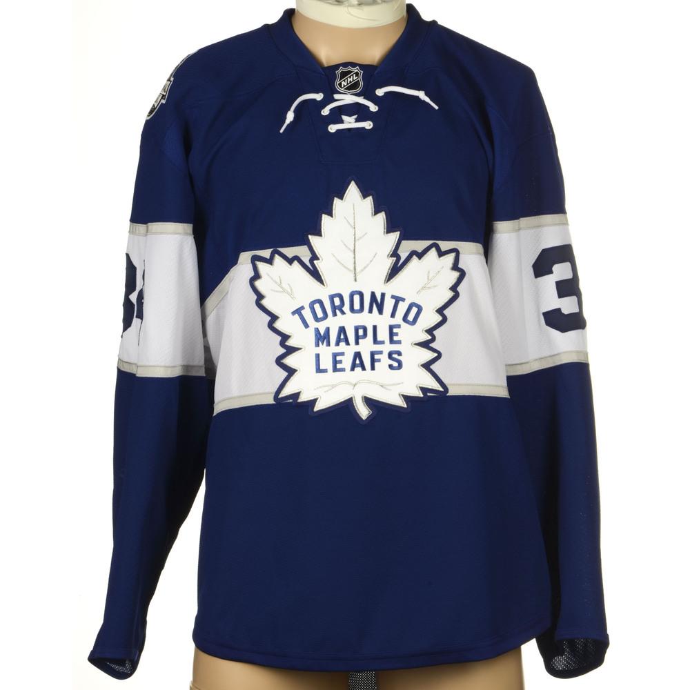best service d8710 8eba7 Auston Matthews Toronto Maple Leafs 2017 Centennial Classic ...