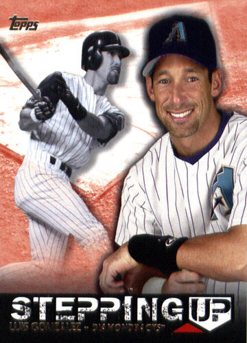 Photo of 2015 Topps Stepping Up #SU15 Luis Gonzalez