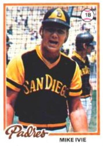 Photo of 1978 Topps #445 Mike Ivie