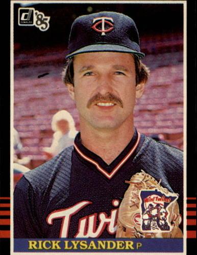 Photo of 1985 Donruss #560 Rick Lysander