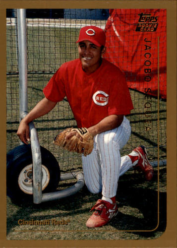 Photo of 1999 Topps Traded #T52 Jacobo Sequea RC