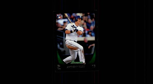 Photo of 2011 Bowman Draft #70 Anthony Rizzo  Rookie Card