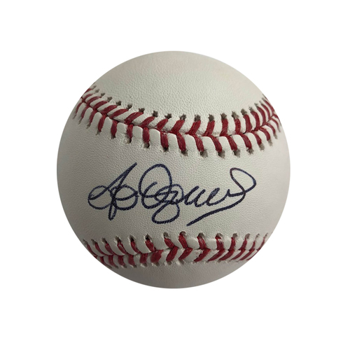 Photo of St. Louis Cardinals Jose Oquendo Autographed Baseball