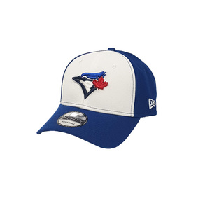 Toronto Blue Jays Alternate 3 White panel Adjustable Cap by New Era
